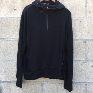 XL Polo black hoodie sweater